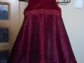 Bordo progine suknele
