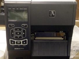 Pramoniniai etikečių spausdintuvai Zebra Tsc Cab