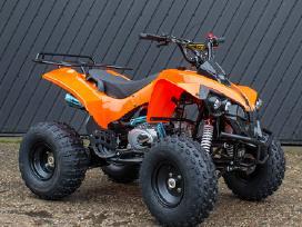 "Keturratis 8"" 125cc Qwatv-02fr oranžinis"