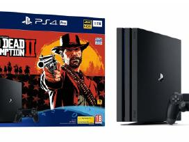 Akcija! Ps4 Pro1tb+red dead redemption2 419.99 eu!