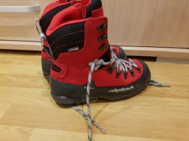 Alpina nauji lygumų slidžių batai