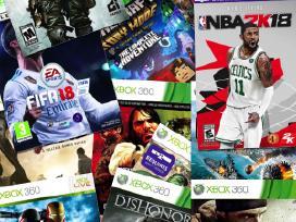 Xbox 360 žaidimai į konsolę