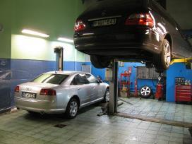Automobilio važiuoklės,pakabos remontas Vilniuje