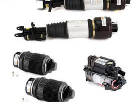 E320cdi pneumatinės airmatic pakabos dalys