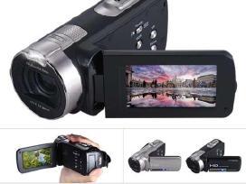 Vaizdo kamera Fullhd,20mp nauja,su licio baterija.