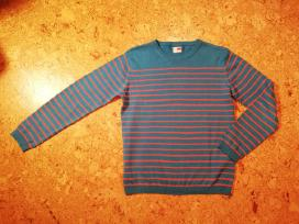 Stilingas medvilninis megztinukas 134/140cm.