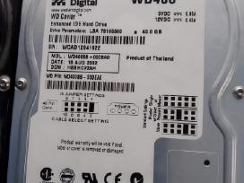 5 vnt. HDD Ide 3.5 - nuotraukos Nr. 4