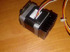 Nema17 Sanyo denki varikliai 3D spausdintuvui - nuotraukos Nr. 4