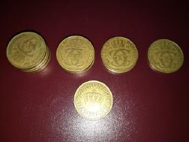 Daniskos 2 kronu monetos