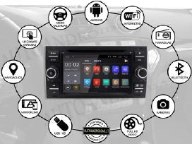 """Ford 2003-11 Android 8 multimedia Usb/GPS/WiFi/7"""" - nuotraukos Nr. 2"""