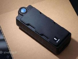 GPS seklys 5 000 mah/20 000 mah baterija