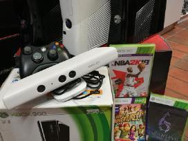 Atrištos naudotos Xbox 360 konsolės - nuotraukos Nr. 3