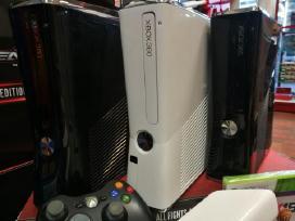 Atrištos naudotos Xbox 360 konsolės