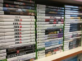 Atrištos naudotos Xbox 360 konsolės - nuotraukos Nr. 4