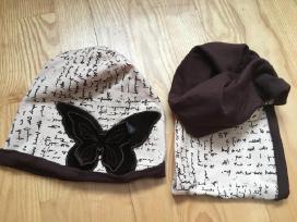 Kepurės ir movos komplektas!