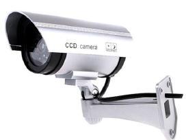 Netikra stebėjimo kamera, Kameros imitacija