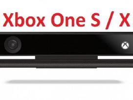 Xbox One S/x Kinect 2 su adapteriu