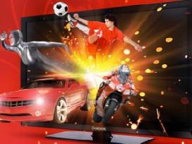 Televizoriai tutintys 3D funkcija: Sony Kdl-40hx