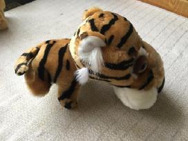 Tigras minkstas zaislas - nuotraukos Nr. 3