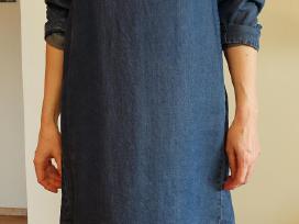 Tik 15 eur ! stilinga džinsinė Zara suknelė - nuotraukos Nr. 2
