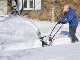 Sniego putikas 2t benzomotoru - nuotraukos Nr. 2