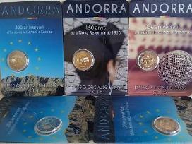 Andora 2 Eurai 2014 m., 2016 m.