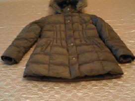 Labai Silta Striuke-paltas Mergaitei.m&s.13-14met.