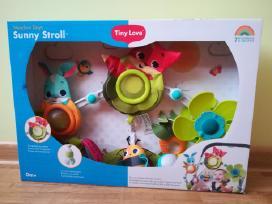 Nauji Tiny Love žaislų lankai Meadow Days