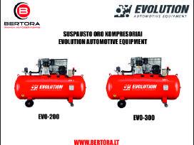 Suspausto oro kompresoriai Evolution - nuotraukos Nr. 2