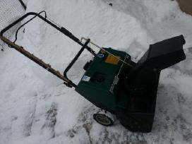 Sniego putikas 2t benzomotoru - nuotraukos Nr. 4