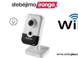 Namai tavo telefone: 4mp vidaus WiFi kamera