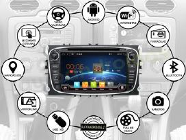 """Ford 2007-12 Android 8 multimedia Usb/GPS/WiFi/7"""" - nuotraukos Nr. 2"""