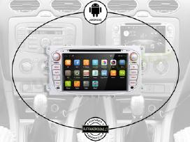 """Ford 2007-12 Android 8 multimedia Usb/GPS/WiFi/7"""" - nuotraukos Nr. 3"""