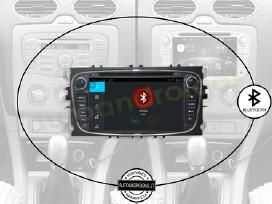 """Ford 2007-12 Android 8 multimedia Usb/GPS/WiFi/7"""" - nuotraukos Nr. 4"""