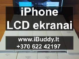 iPhone ekranai 5S 6s 7 8 plus x ekranas
