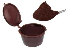 Daugkartinės Dolce Gusto kavos kapsulės
