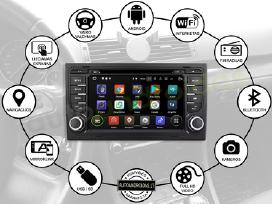 Audi A4 2002-08 Android 9 multimedia Usb/GPS/WiFi/ - nuotraukos Nr. 2