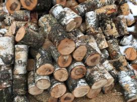 Malkos miškoveżiais,supjautas kalademis skaldytos - nuotraukos Nr. 4