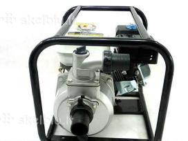 Benzininis vandens siurblys motopompa - nuotraukos Nr. 3