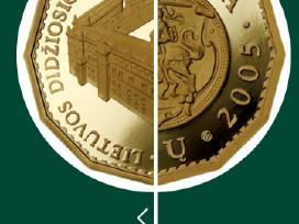 Perku auksin moneta Valdovu rumai auksas perku - nuotraukos Nr. 2