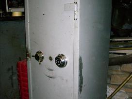 Sarvuotas seifas vildeta Ds-b2