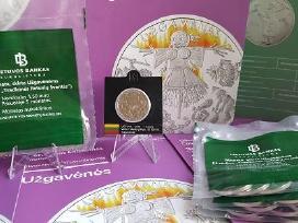 1,50 Euro monetos, skirtos Užgavėnėms - nuotraukos Nr. 2