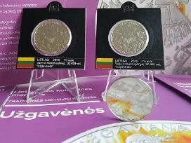 1,50 Euro monetos, skirtos Užgavėnėms - nuotraukos Nr. 3