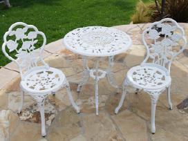 Nauji balti metaliniai baldai - nuotraukos Nr. 2