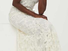 Nauja vestuvinė vintage stiliaus suknelė H&m xs