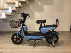 Ekektrinis dviratis/paspirtukas, naujas modelis!