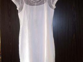 M d. Itališka Benetton balta suknelė