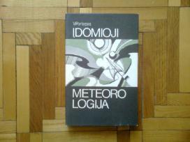 """V. Portapas """"Idomioji meteorologija"""" 1990 metai."""