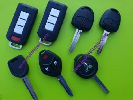 Mitsubishi raktai Mitsubishi raktas Usa ir Eu auto