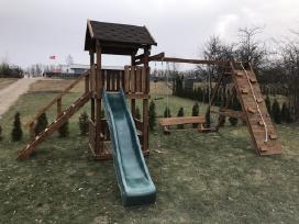 Vaikų žaidimu aikšteles - žaidimu aikšteles